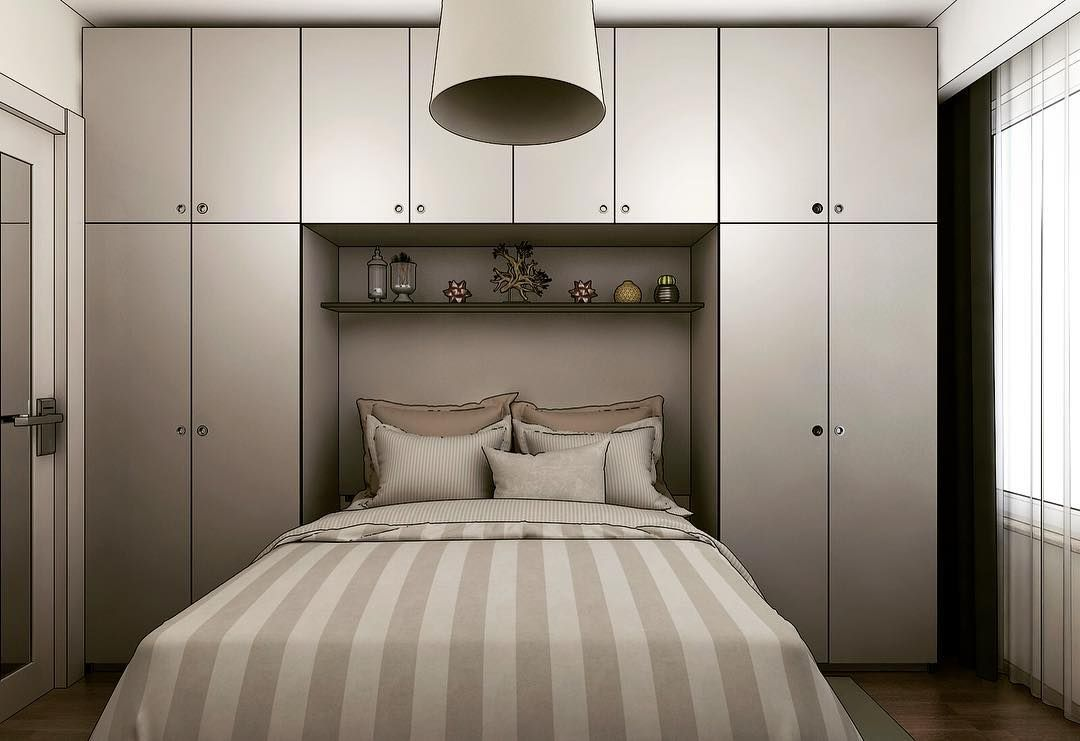 Fantastic small bedroom ideas storage #smallbedrooms #bedroom