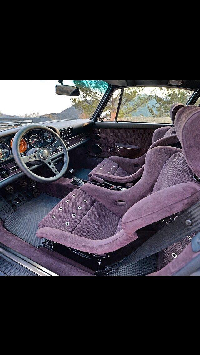 Singer Design Porsche Interior