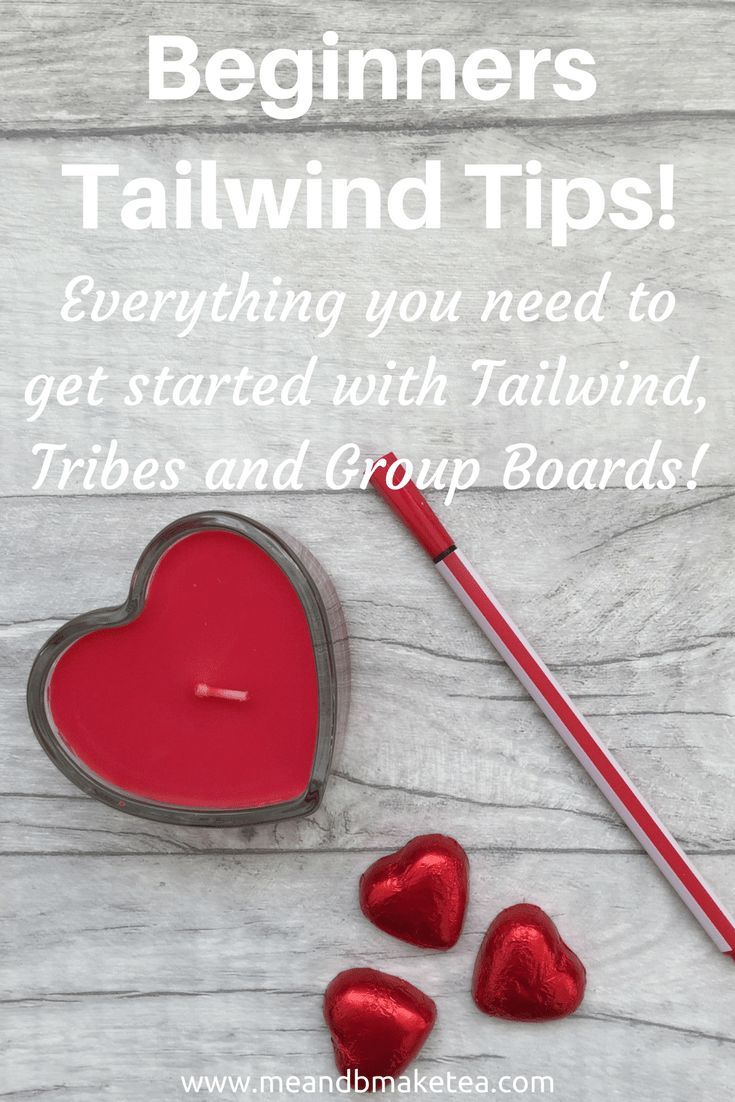"Today on the blog I'm going to talk about what I'm doing with Tailwind and how it boosts my traffic to Pinterest. I will share my ""lessons-learned"" and some tips on getting to grips with the dashboard fast!Want to know which tribes to join and where to find them? Great, because I'll tell you a bit about ""tribes"" and share some of the Facebook groups I use to find them!Keep reading because my tips will hopefully help you get your head around Tailwind and&nb"
