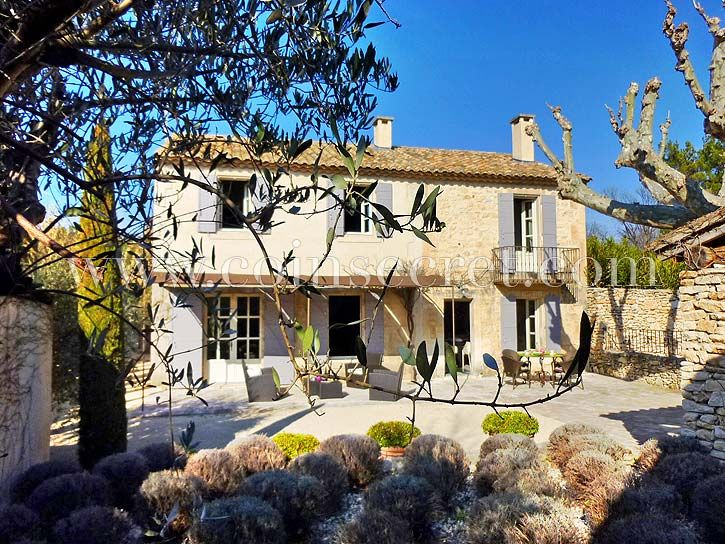 A Louer Maison Vacances En Provence Avec Piscine, Maussane Les Alpilles,  Vallée Des Baux