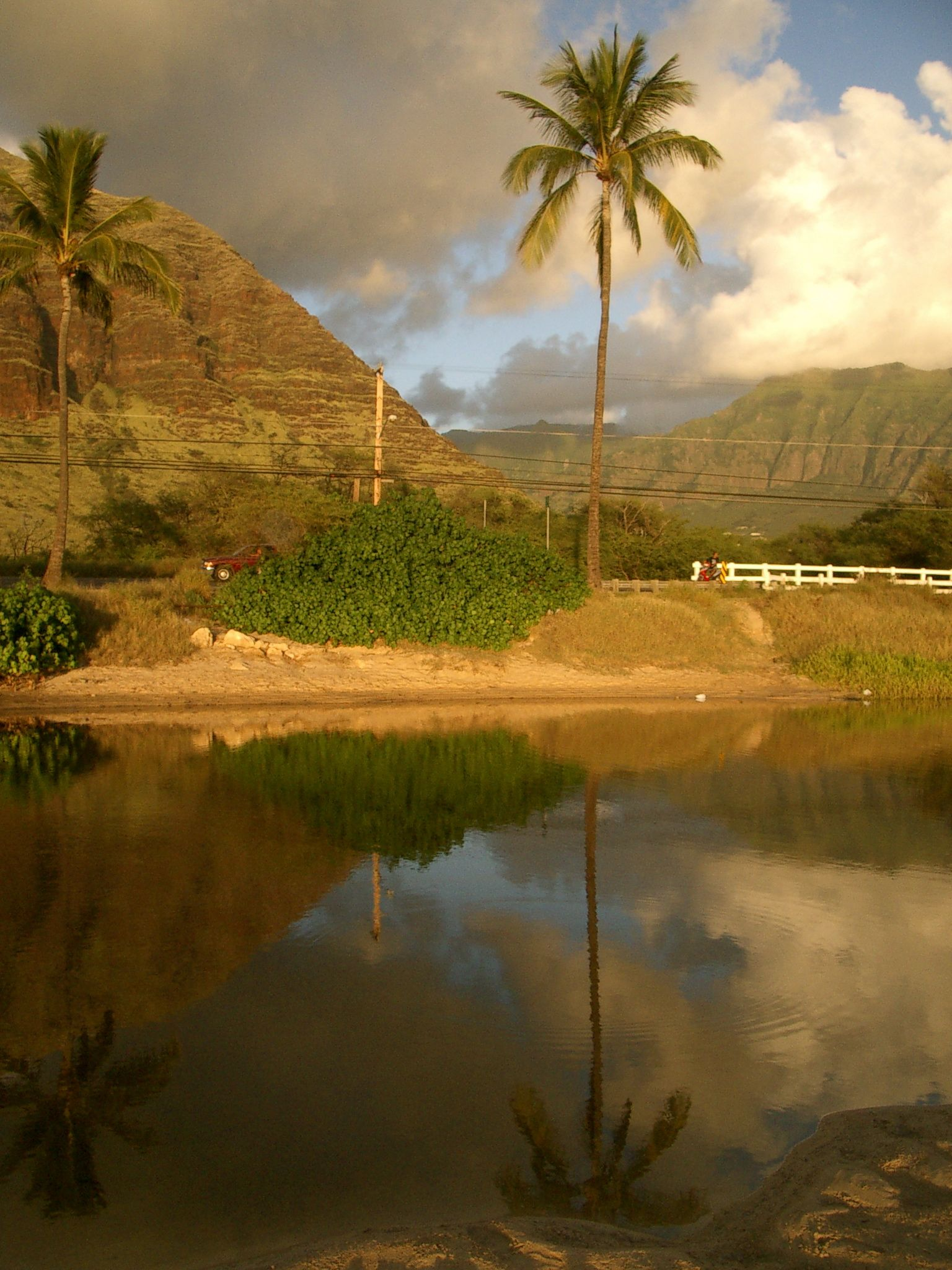 Oahu, Hawaii in 2007 Oahu, Natural landmarks, Favorite