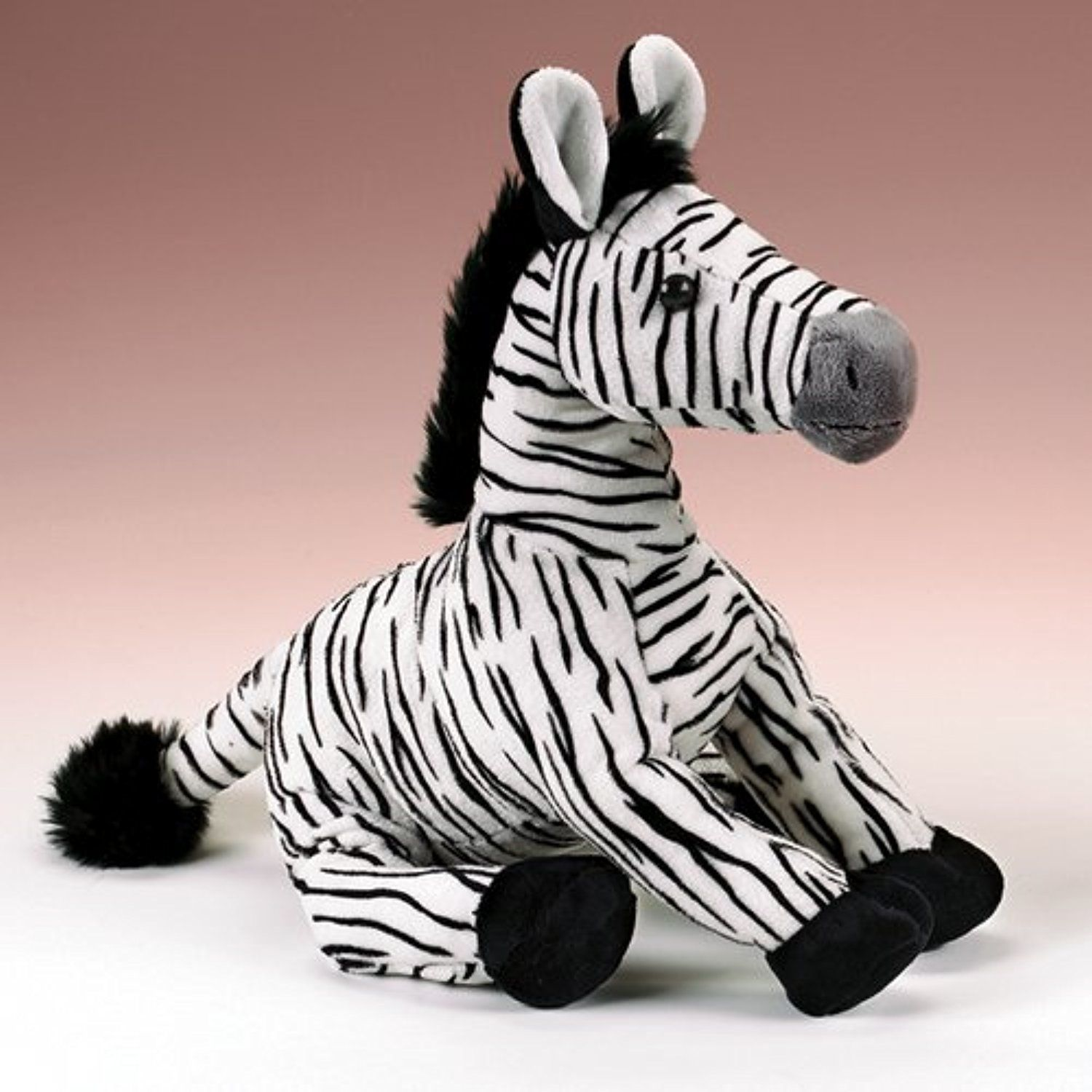 Zebra Stuffed Animal Plush Toy 14 H Learn More By Visiting The