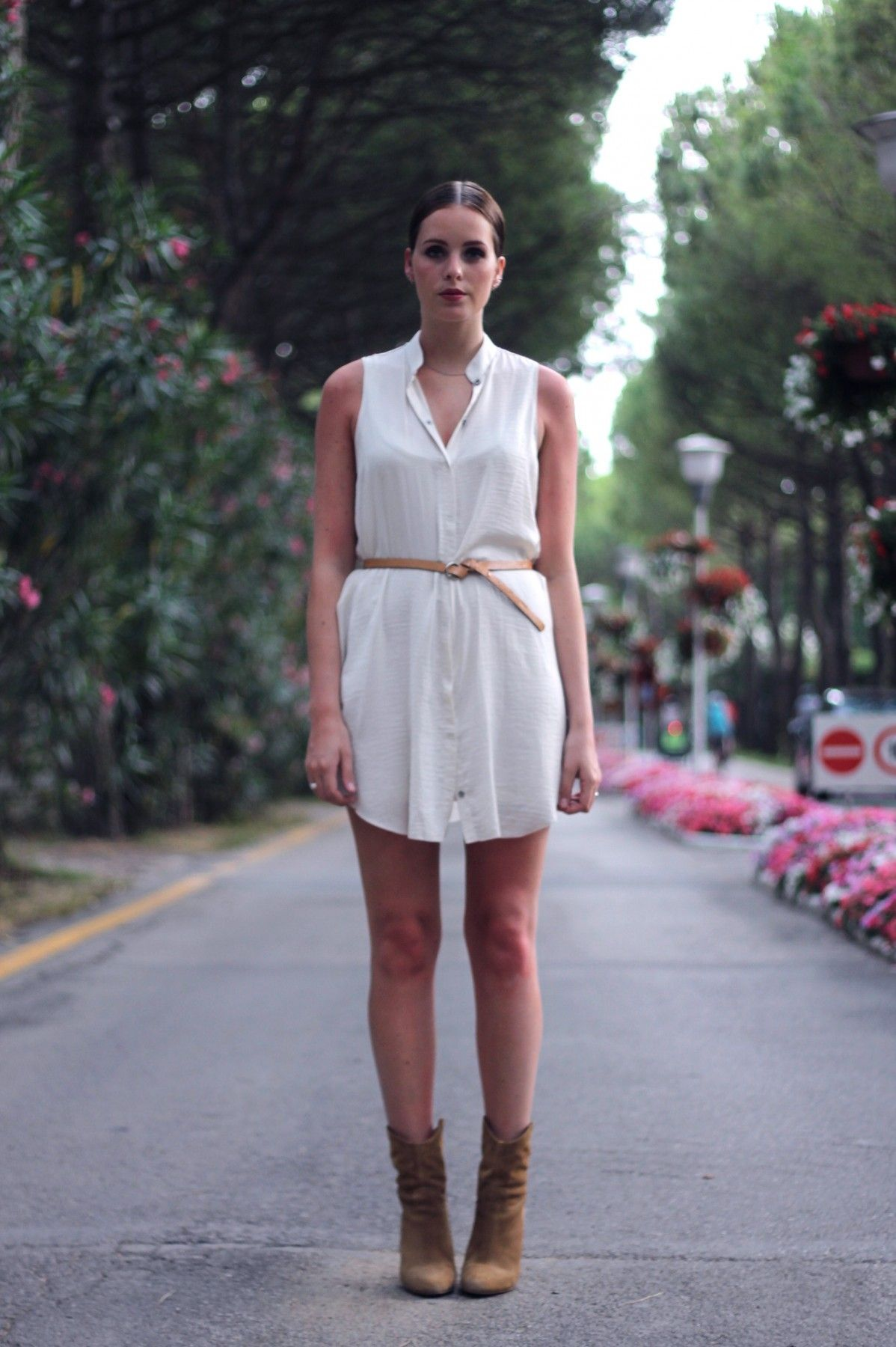 Oh Ha-Young 오하영 | Dresses, Fashion, White dress