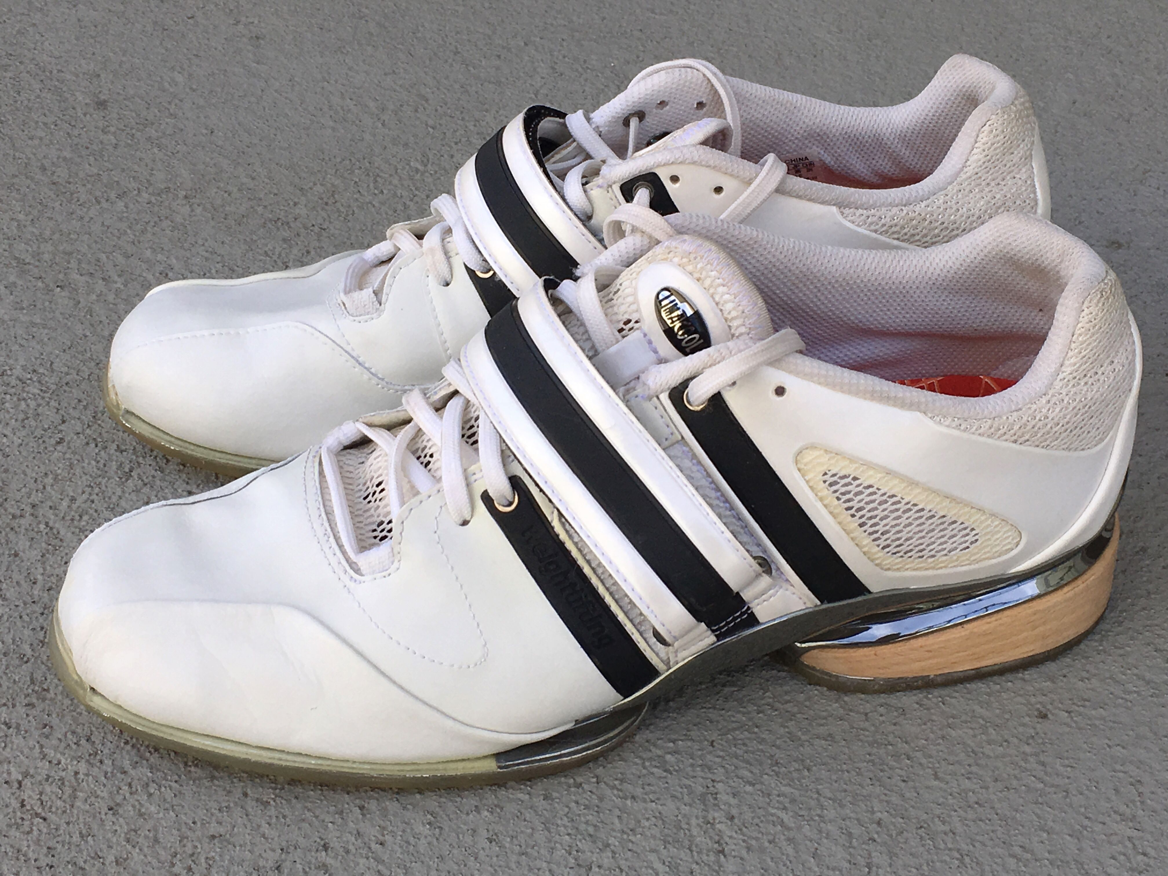 Pin on Rare adidas weightlifting shoes