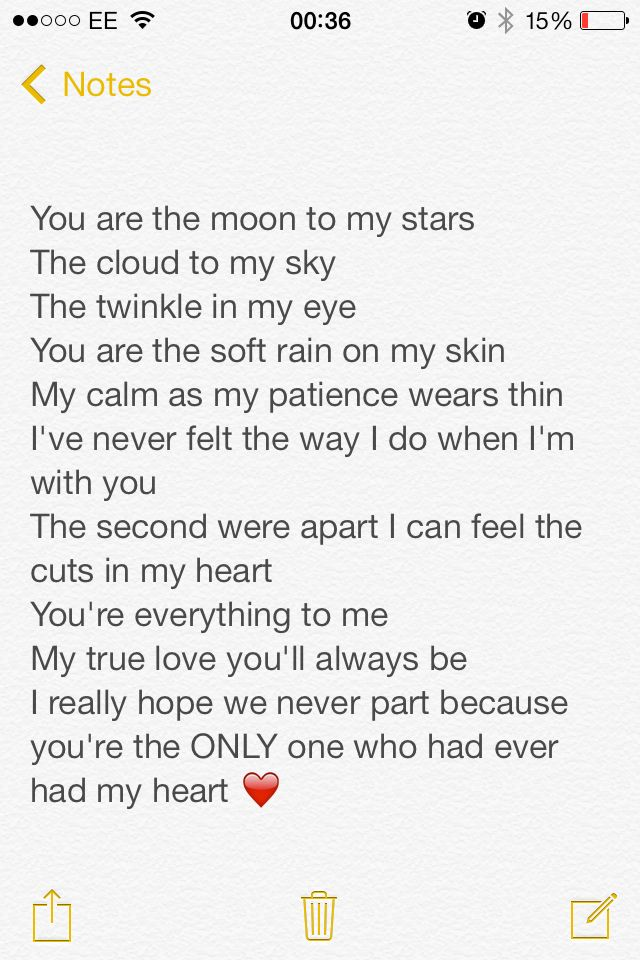 Quote Love Poem Rhyme Stars Moon Forever