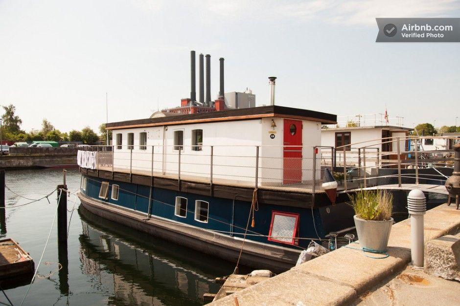 12 of the best Airbnbs in Copenhagen | Houseboats | Floating