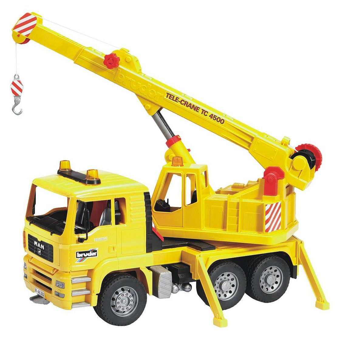 Bruder Toys Man Crane Truck Truck Cranes Toy Trucks Toys For Boys