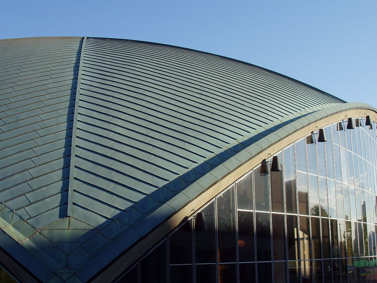Copper Clad Roof Kresge Auditorium Mit List Of Commercially Available Roofing Material Wikipedia The Free Encyclopedia
