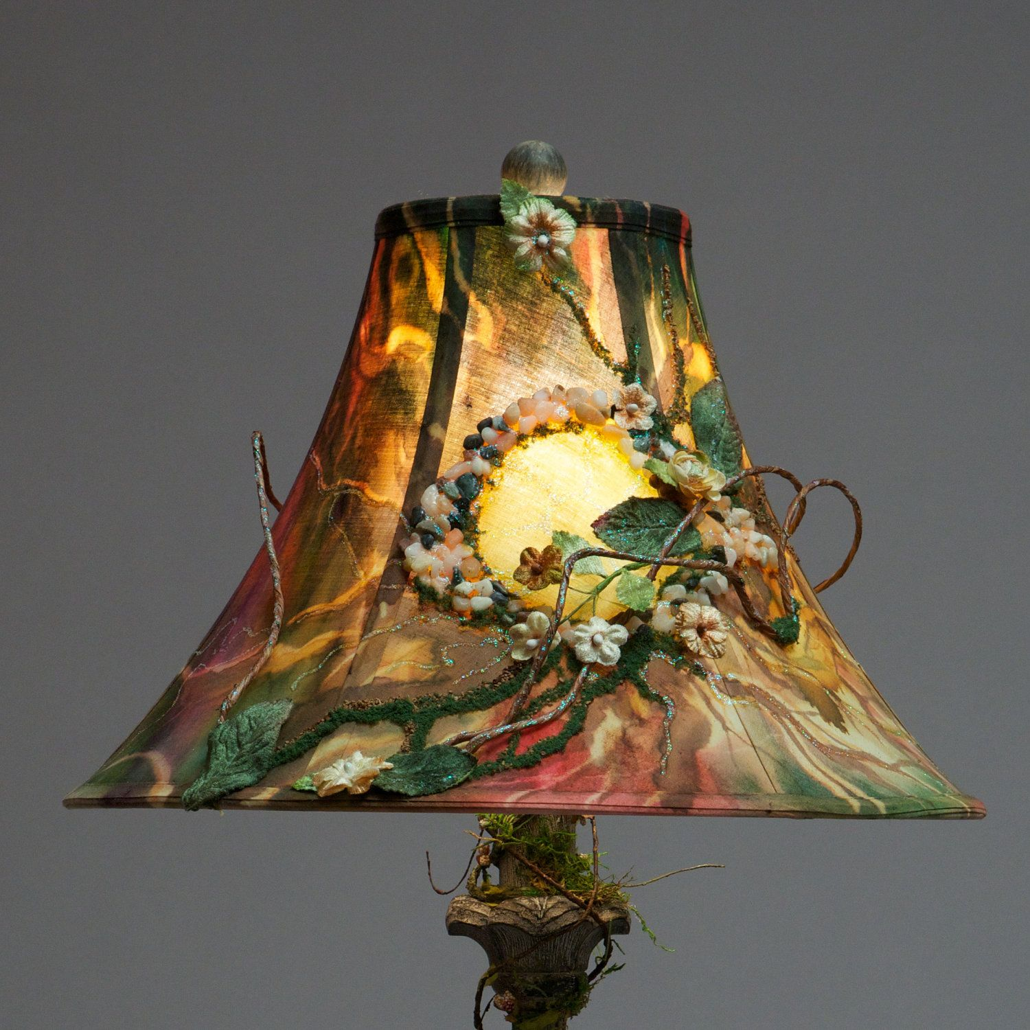 The 25+ best Painted lamp shades ideas on Pinterest ...