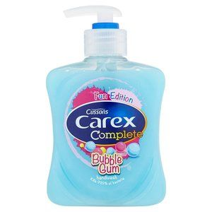 Carex Hand Wash 250ml Bubble Gum Bubbles Bubble Gum Online