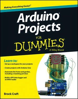 Arduino Projects For Dummies Free Pdf Download Arduino Projects Arduino Beginner Arduino