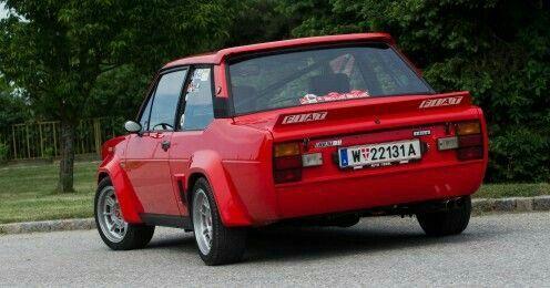 Fiat 131 Mirafiori Abarth Rally