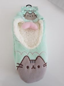 e0c7b0c7949 Pusheen Mint Slippers Purchased from Primark