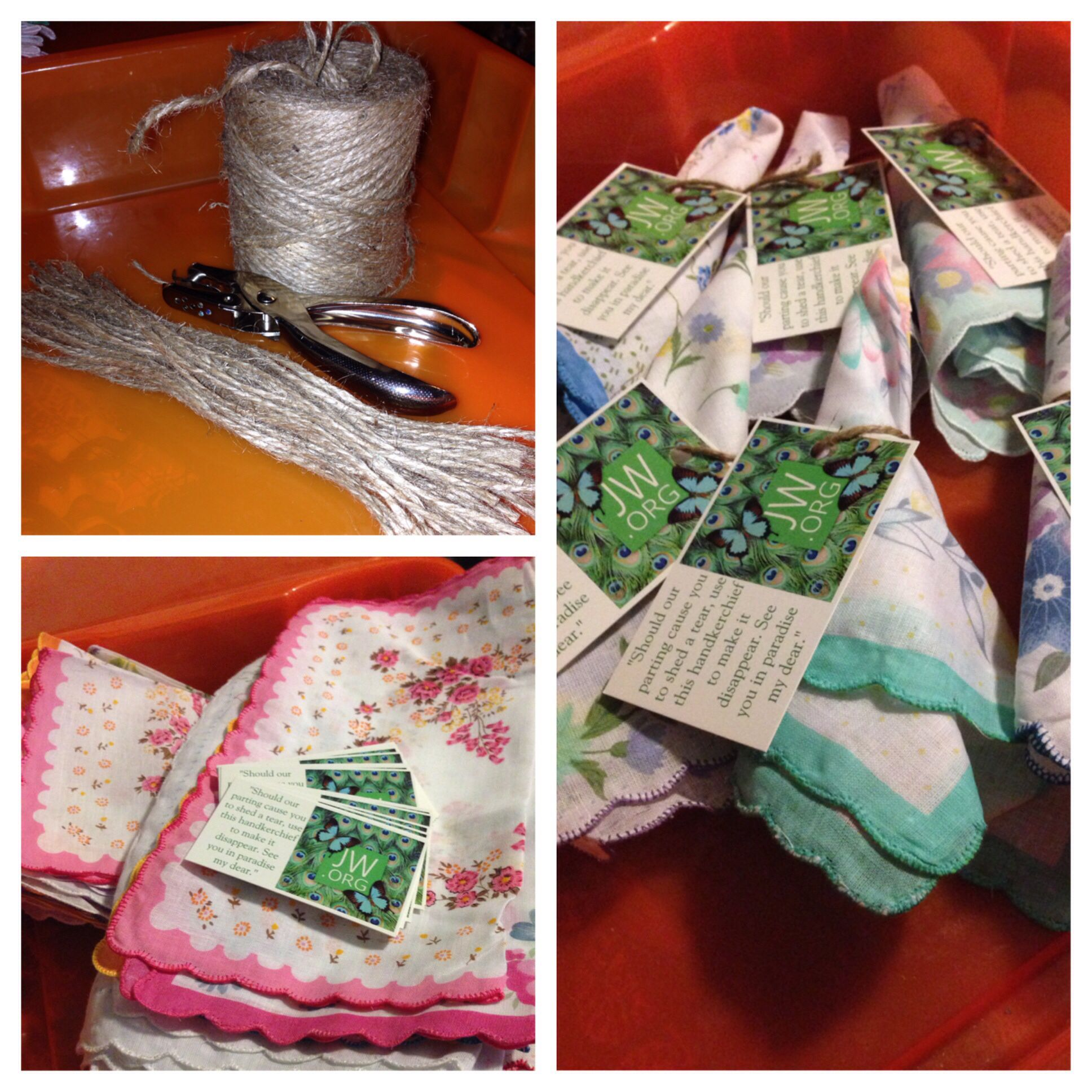 Wedding Witness Gifts: Love What This Sister Has Done What A Beautiful Idea