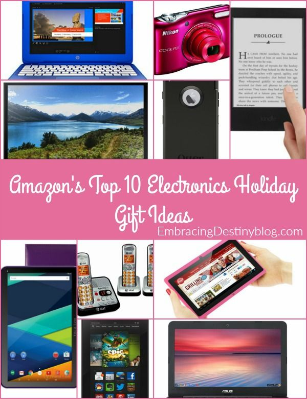 Top 10 Electronics Gift Ideas Heart And Soul Homeschooling Electronic Gift Ideas Electronic Gifts Gifts
