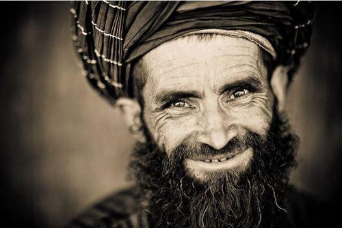 Badakhshan, Afghanistan  Shopkeeper from Faizabad