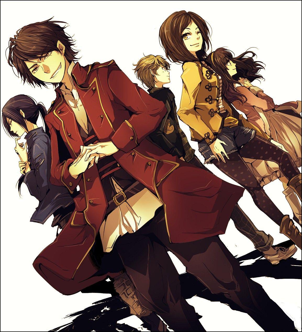Images for Kaizoku Sentai Gokaiger (anime) | illustrate ...