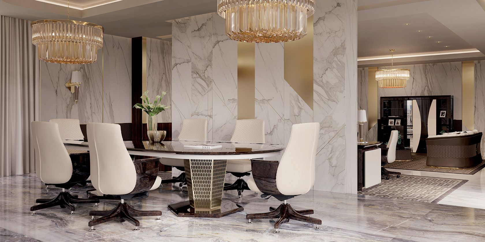 Italian Furniture For Exclusive And Modern Design Luxury