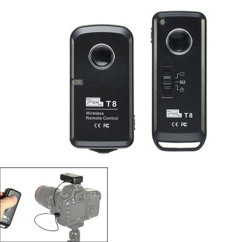Pixel Wireless Shutter Remote Control T8/DC2 for Nikon DSLR D7100/D7000/D5300/D5100/D5000/D3200/D3100/D600/D90/D610