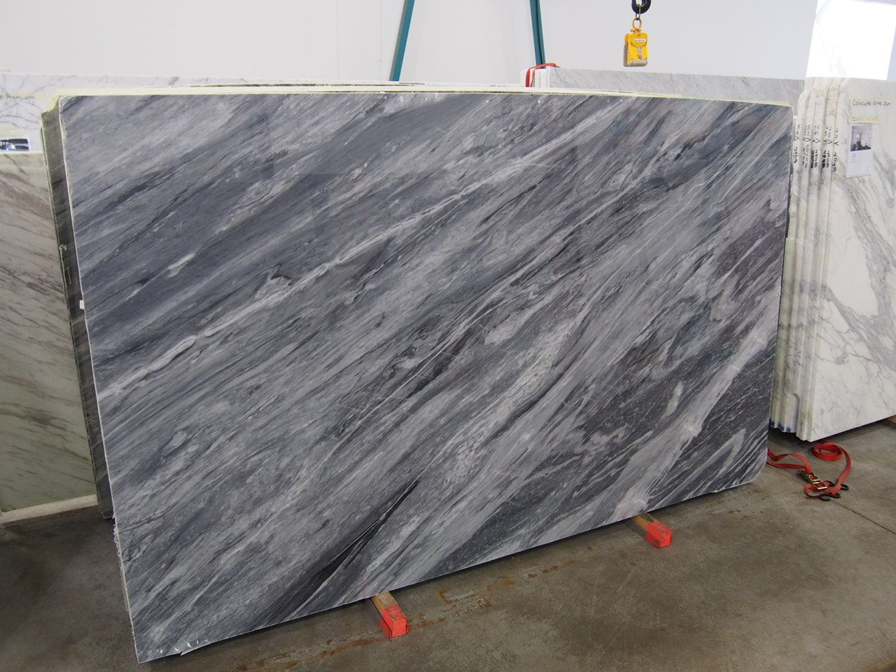 Bardiglio Nuvolato Marble Slab Sold By Milestone Marble Size 117 X 70 X 3 4 Inches Stone Slab Marble Slab Stone Tiles