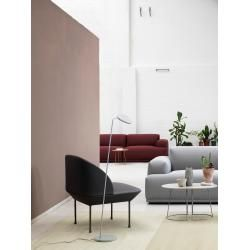 Photo of Connect Open 3-Sitzer Sofa – armlehne links Muuto