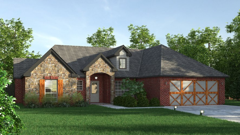 Got big ideas for your new home? So do we! Check out the Granbury ...