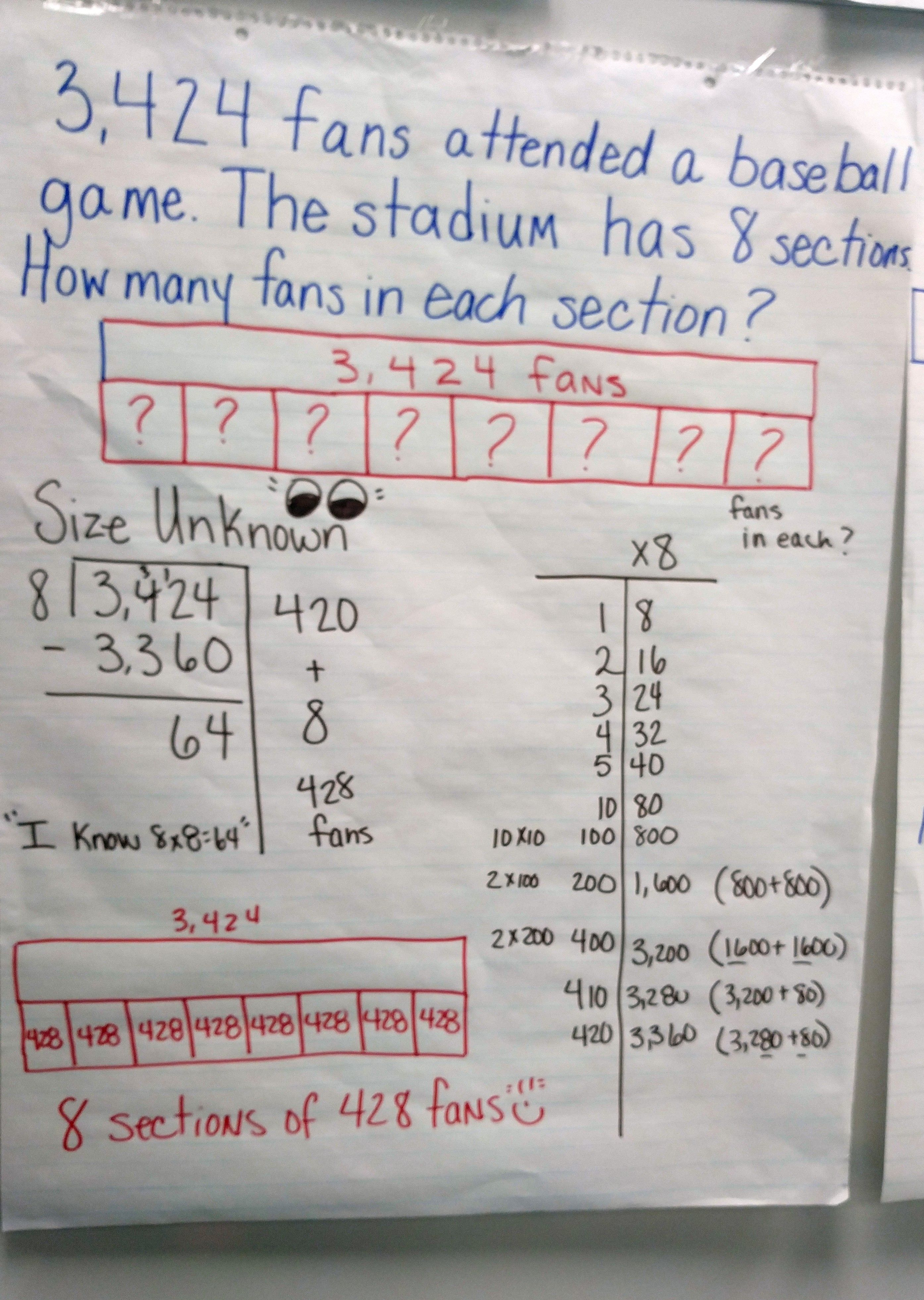 Try The Partial Quotient Strategy To Divide Instead Of Confusion With Long Division