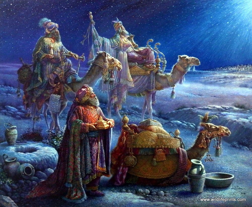 Tom dubois and the wise men came bearing gifts toms