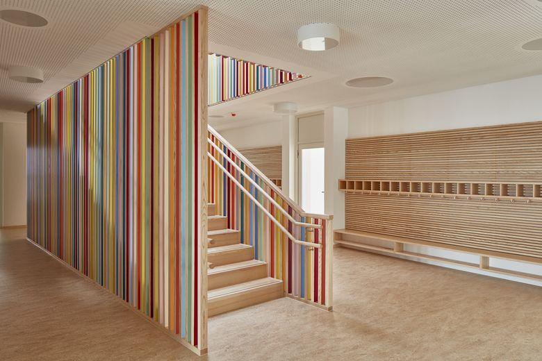 Haus für Kinder karlundp Gesellschaft von Architekten mbH