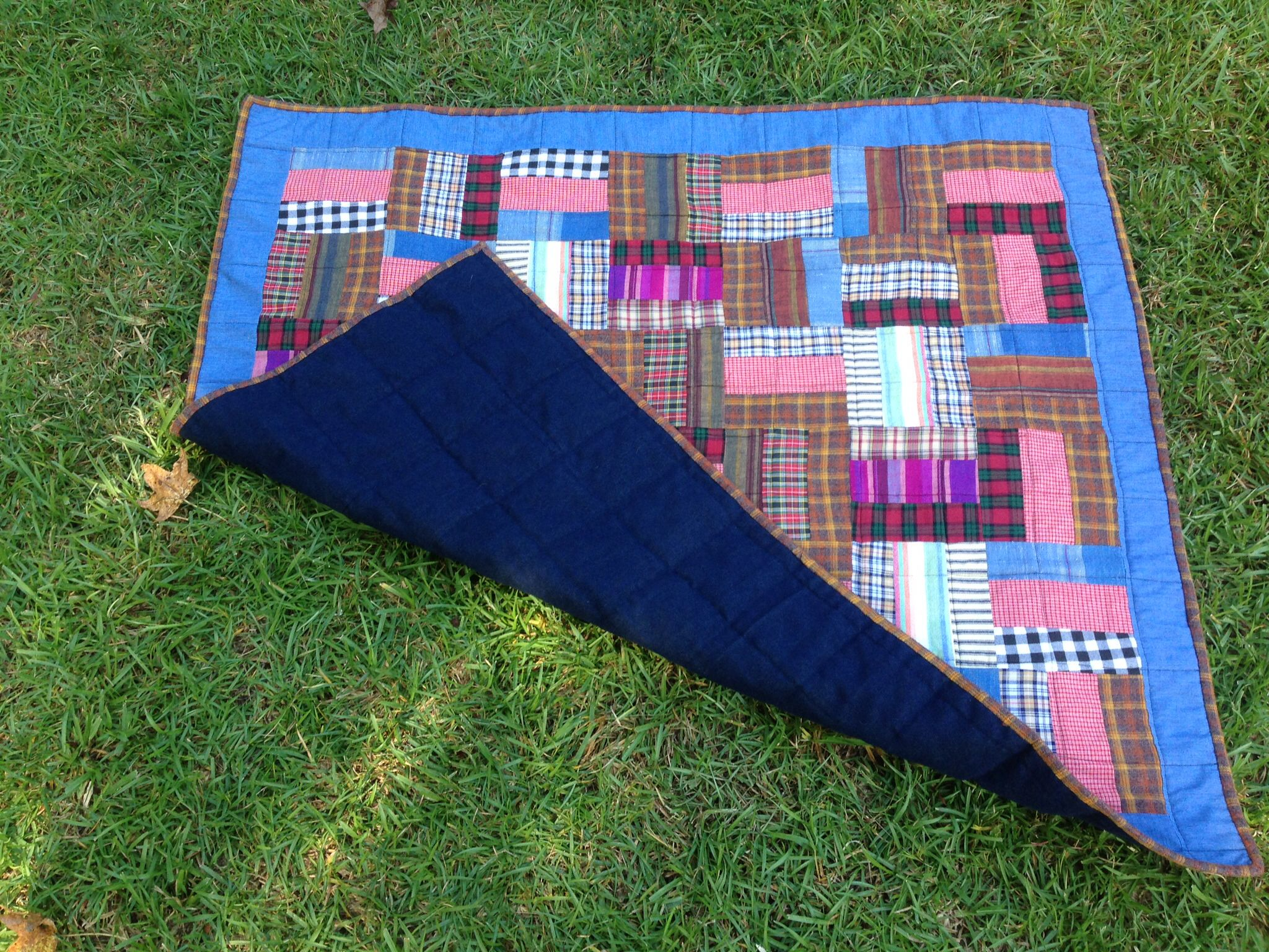 Little boy's quilt