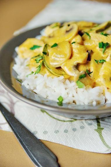 Recept voor kip stroganoff | njam!