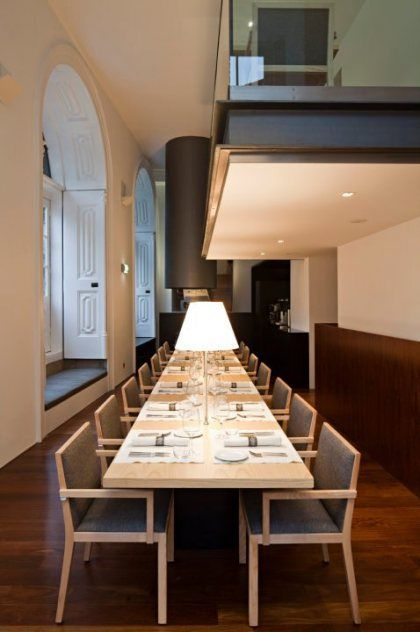 Restaurante DOP  Largo de São Domingos 18   Palácio das Artes – Porto  +351 222 014 313  Daily, 12:30pm-3pm + 7:30pm-11pm  Average price  50€