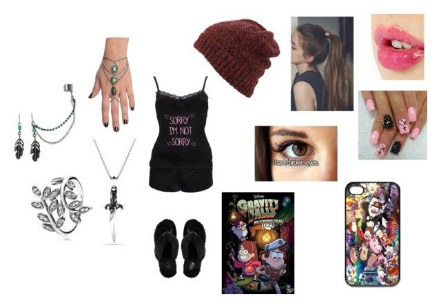 """""""Im Obsessed W/ Gravity Falls and I Dont Care"""" by themortalinstrumentslover ❤ liked on Polyvore"""