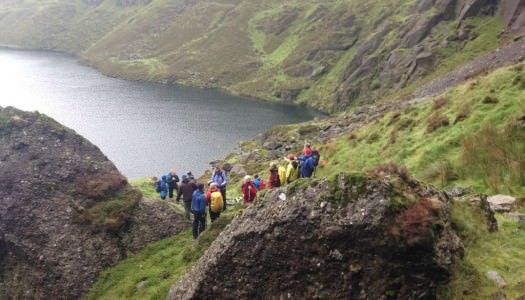 Lough Derg Lakelands walks - Shannon