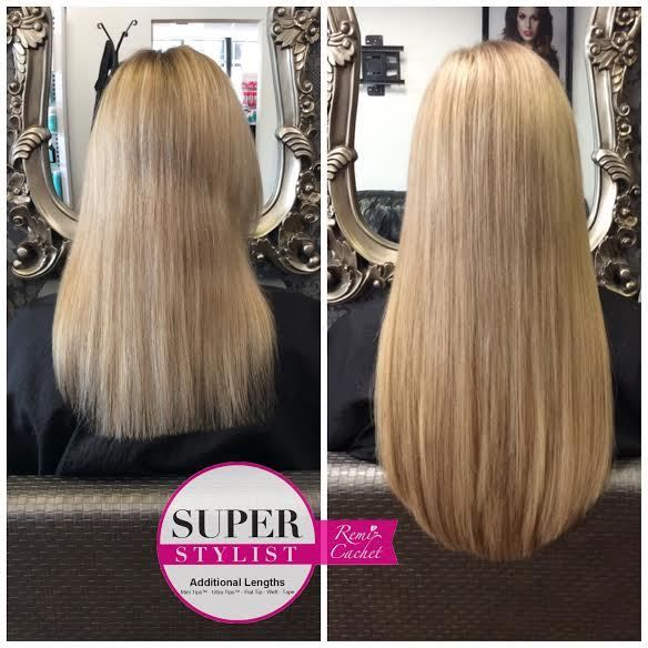 20 Remi Cachet Mongolian Weft In Colour 8613 Hollywood Weave