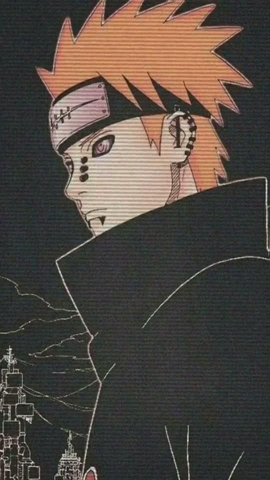 Photo of Pain Aesthetic Wallpaper Edit (Naruto)