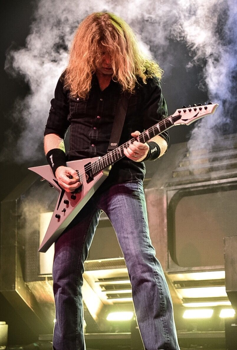 Pin by Daphne Adams on Dave Mustaine Dave mustaine