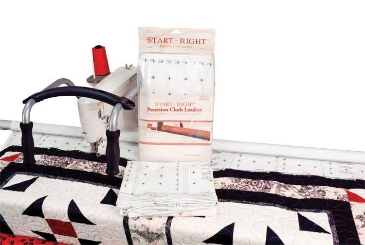 Start-Right Cloth Leaders Machine Quilting Frame $120 USD | Quilting ...