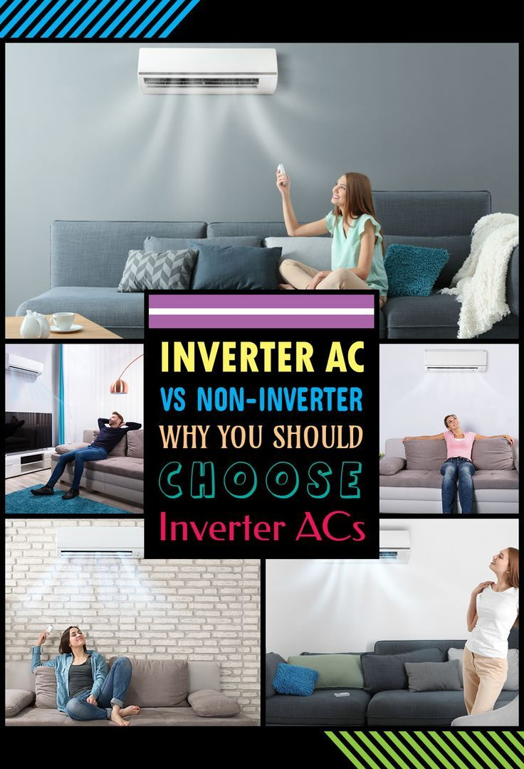 NonInverter vs Inverter Air Conditioner Which Should You