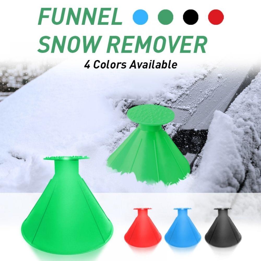 Ice Scraper Useful Car Windshield Snow Removal Magic