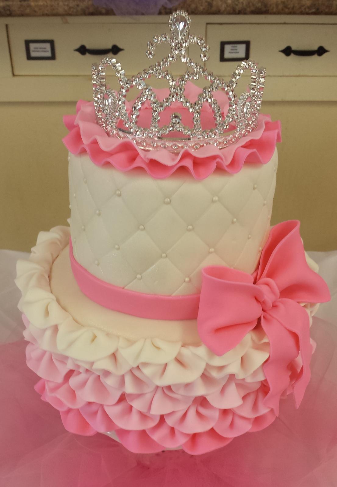 Pleasant Princess Cake Tutorial Princess Cake Princess Birthday Cake Funny Birthday Cards Online Amentibdeldamsfinfo