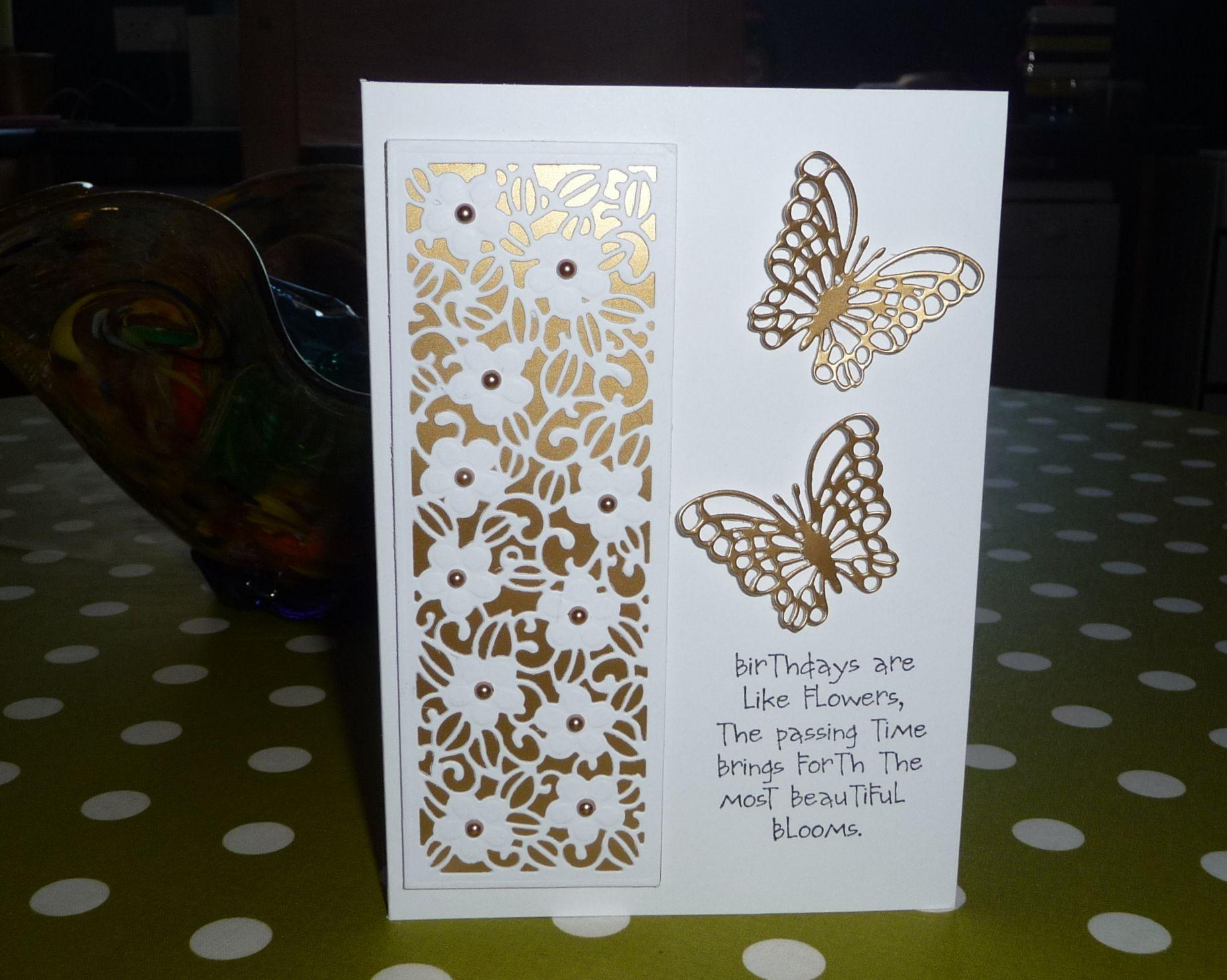 Best Cards  Sue Wilson Images On   Sue Wilson