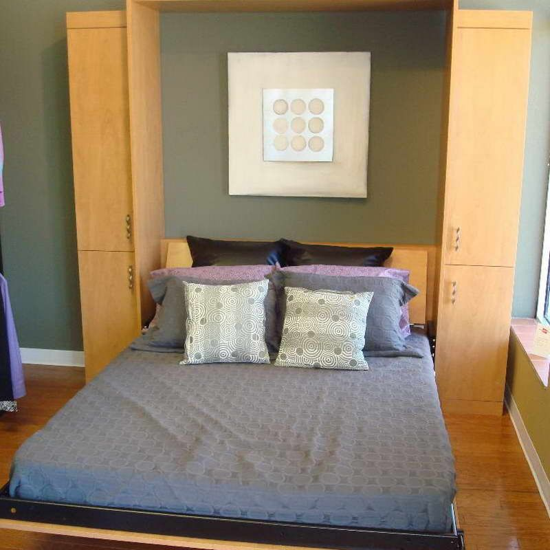 Best Simple Murphy Beds Ikea Brings Minimalist Atmosphere 400 x 300