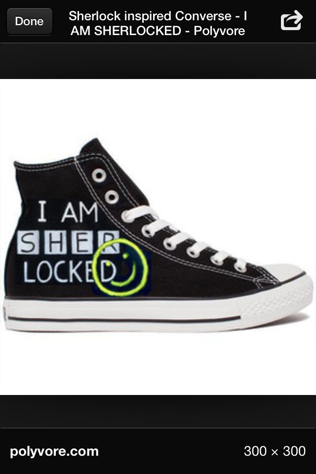 3a80fc023879f New trainers. :) | My style | Sherlock, Converse, Shoes