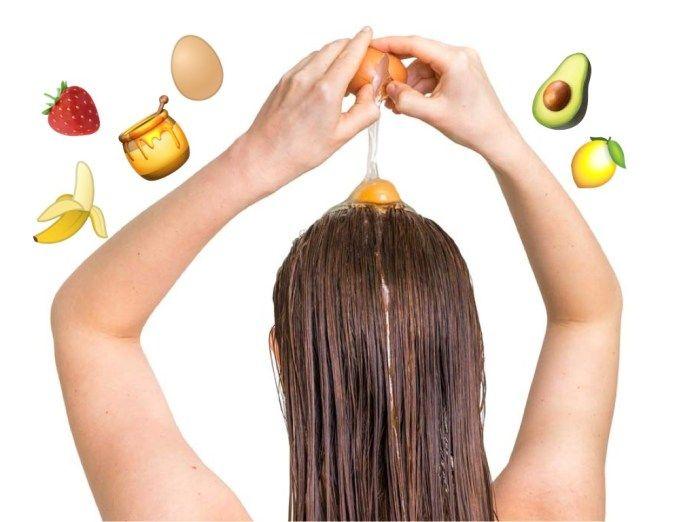 Maschere per capelli fai da te 💁🏻♀️ 6 ricette facili ed efficaci