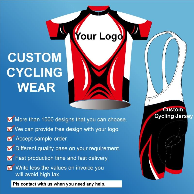 Custom Made Cheap Cycling Jersey\/customized Bike Uniform   Custom Made  Invoices  Custom Made Invoices
