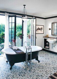 12 Floor Ideas We Absolutely Love Home Home Decor Traditional Bathroom