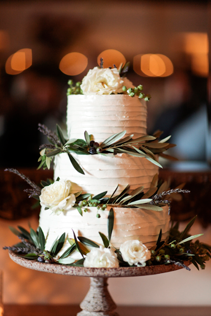 Greek Style Small Wedding Cake Toppers