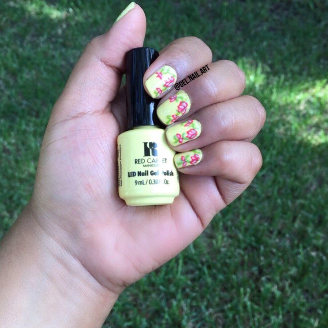 Pin de Katherine Navarro en Gel nail art Made by me | Pinterest