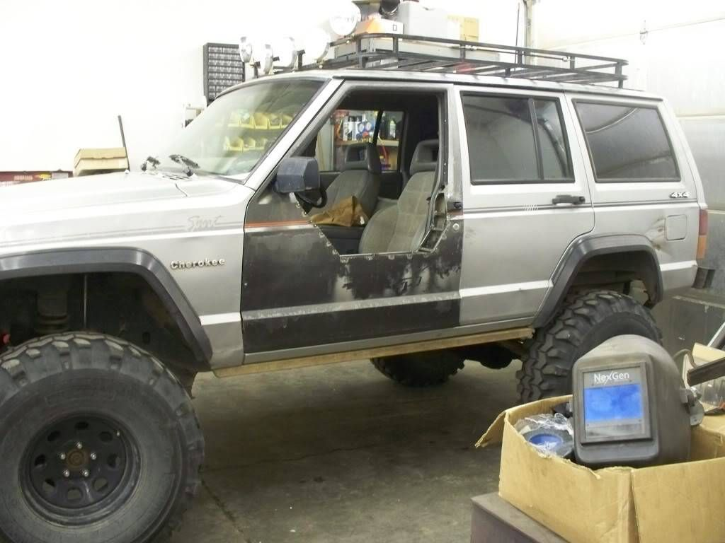 Half Door Build Pirate4x4 Com 4x4 And Off Road Forum Jeep Xj